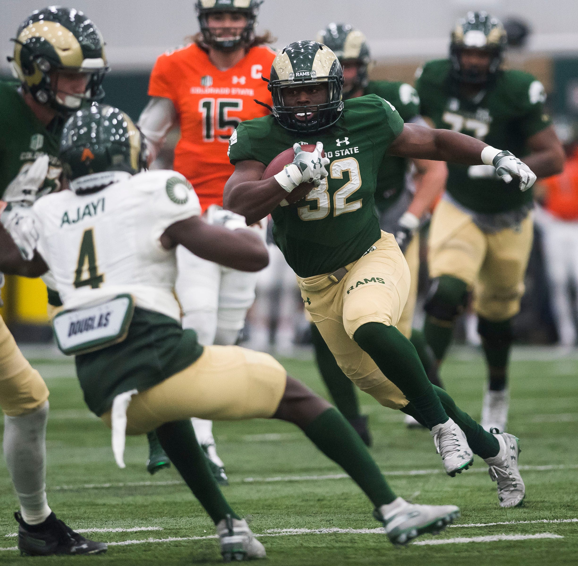 What we learned from CSU football's spring game