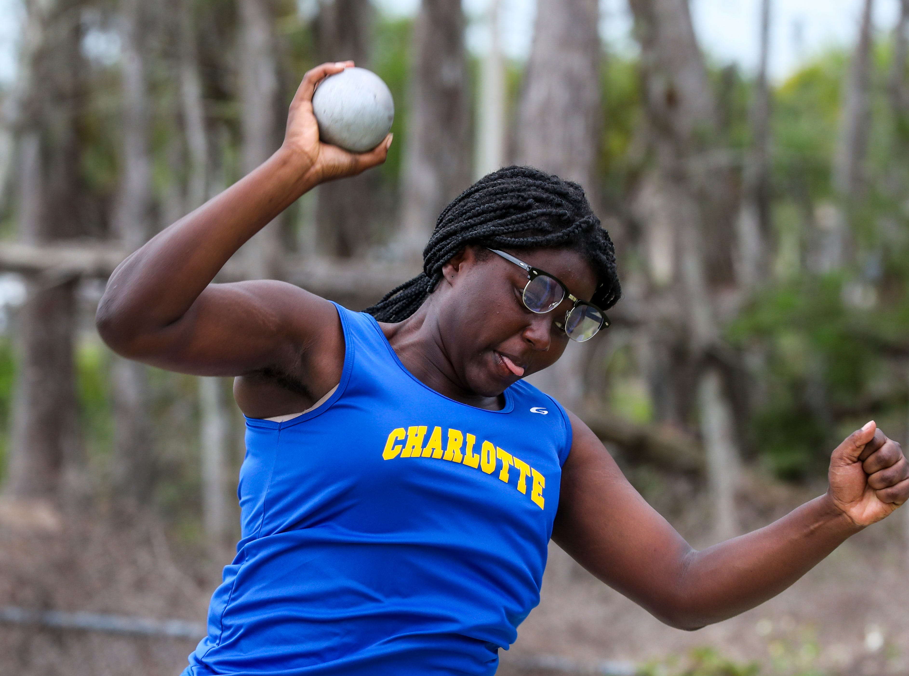 13th place,Daphnie Toussaint