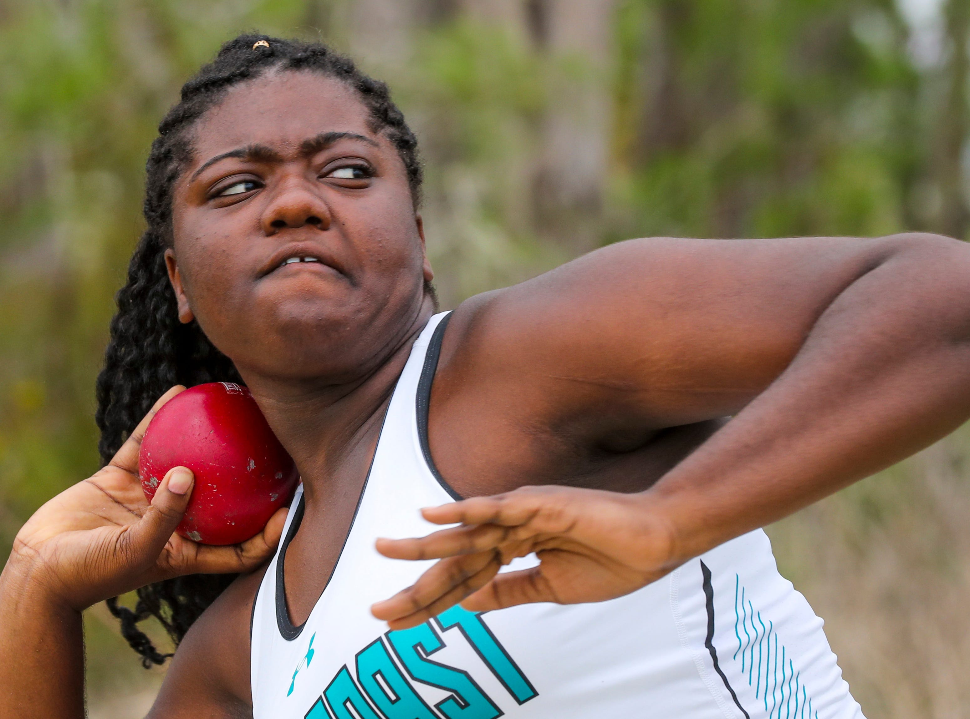 "2nd place, Bessline ""Bess"" Verneau
