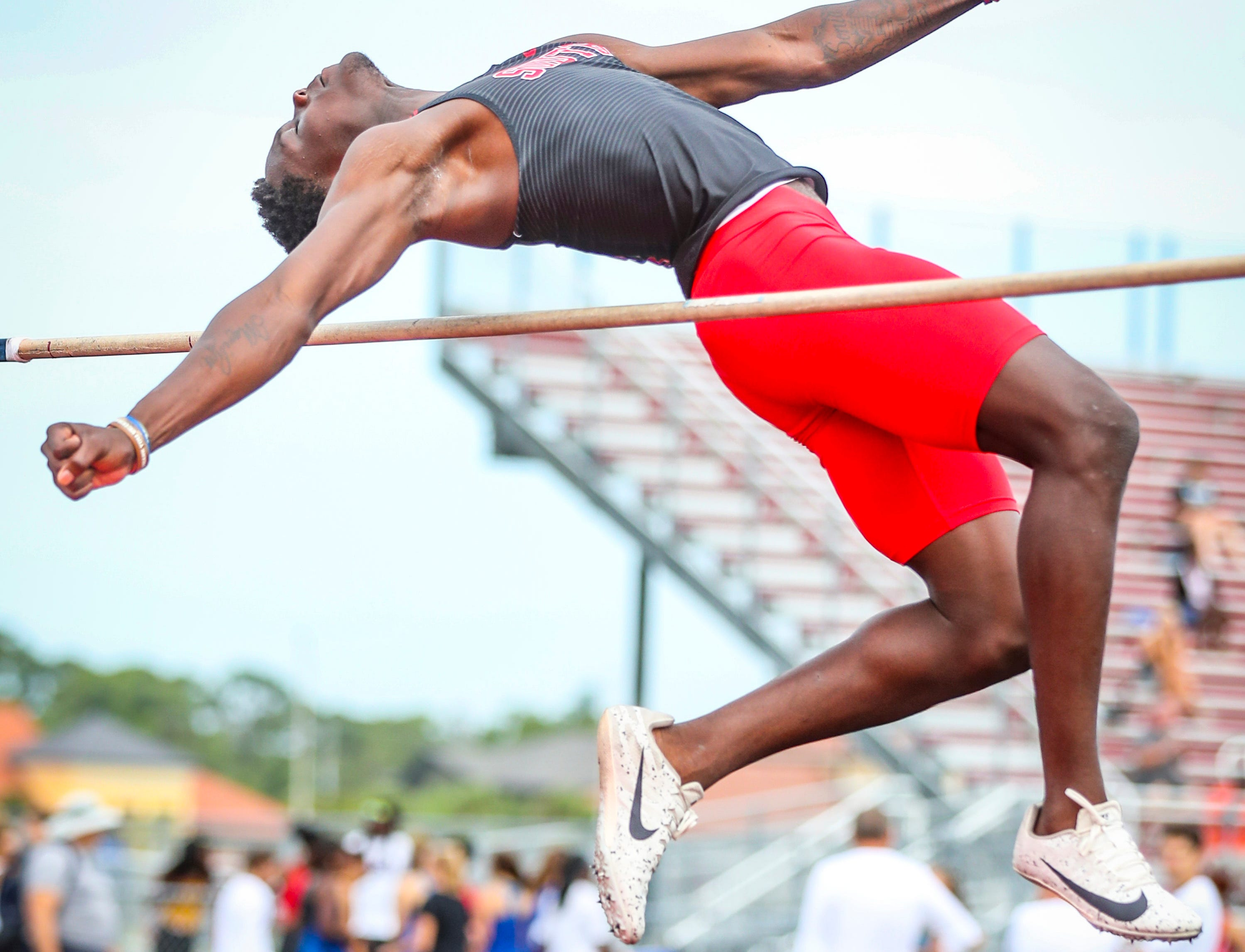 4th place, Julian Durham
