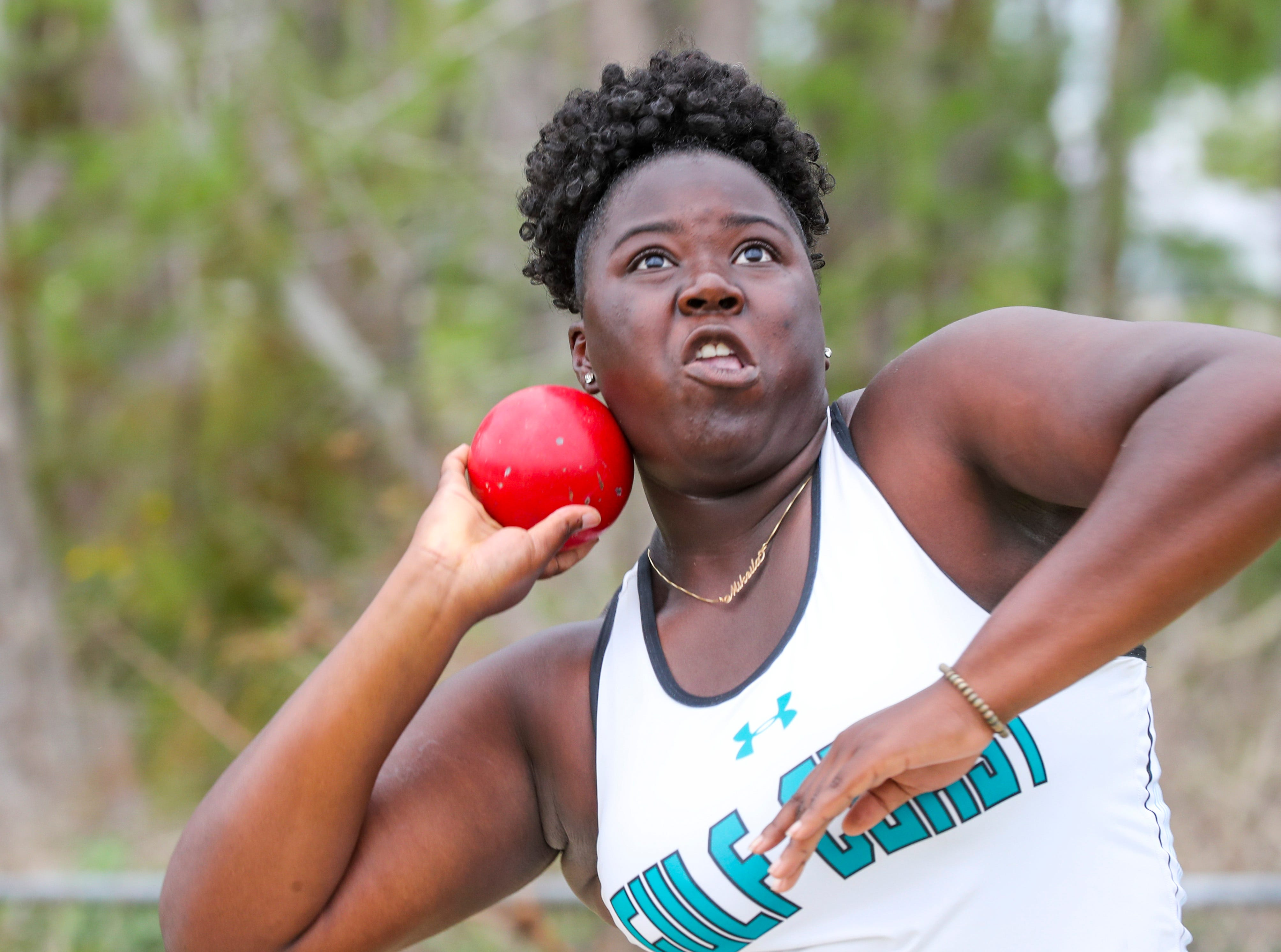 1st place, Mikeila Joseph