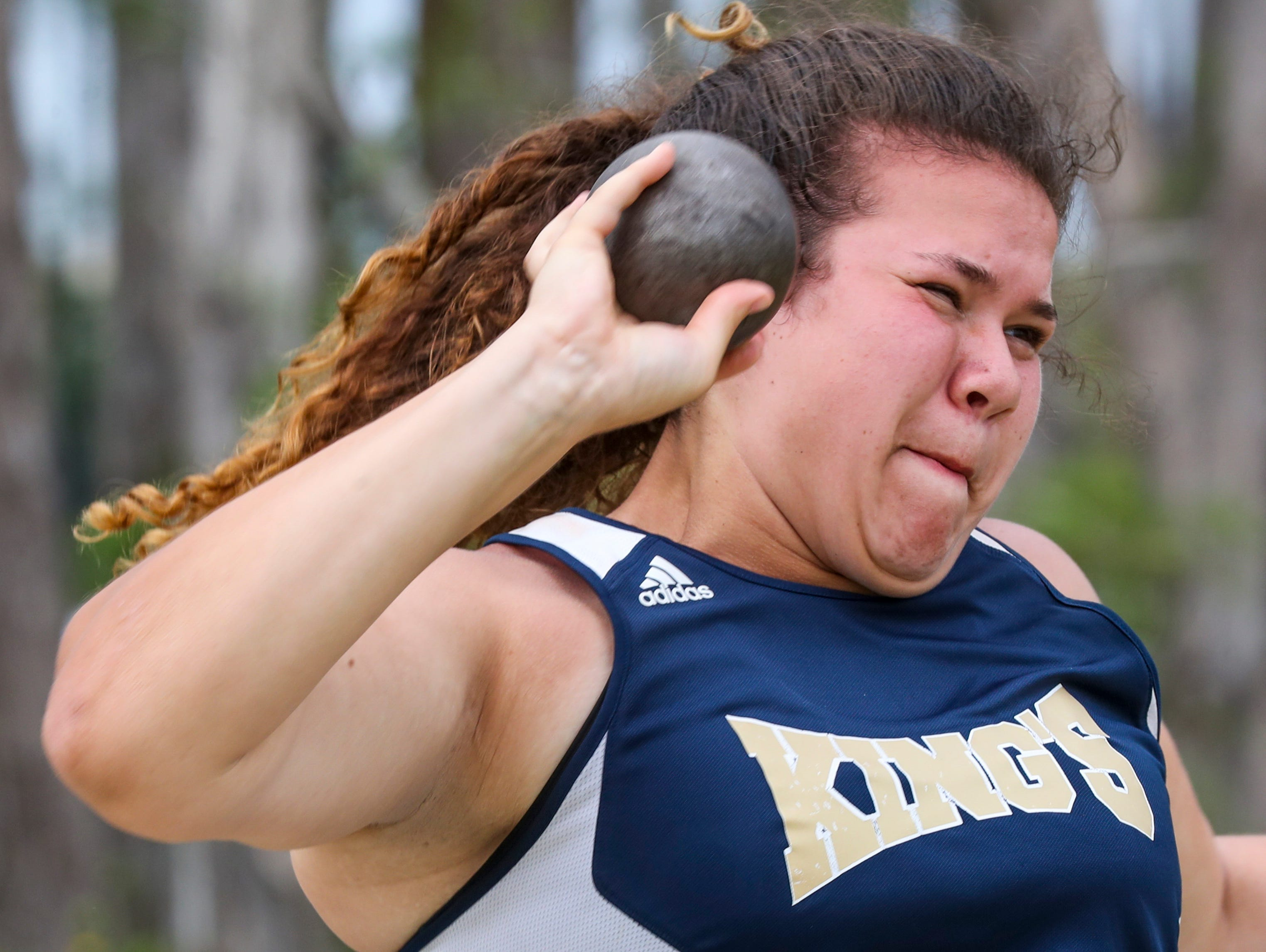 5th place, Trinity Hernandez