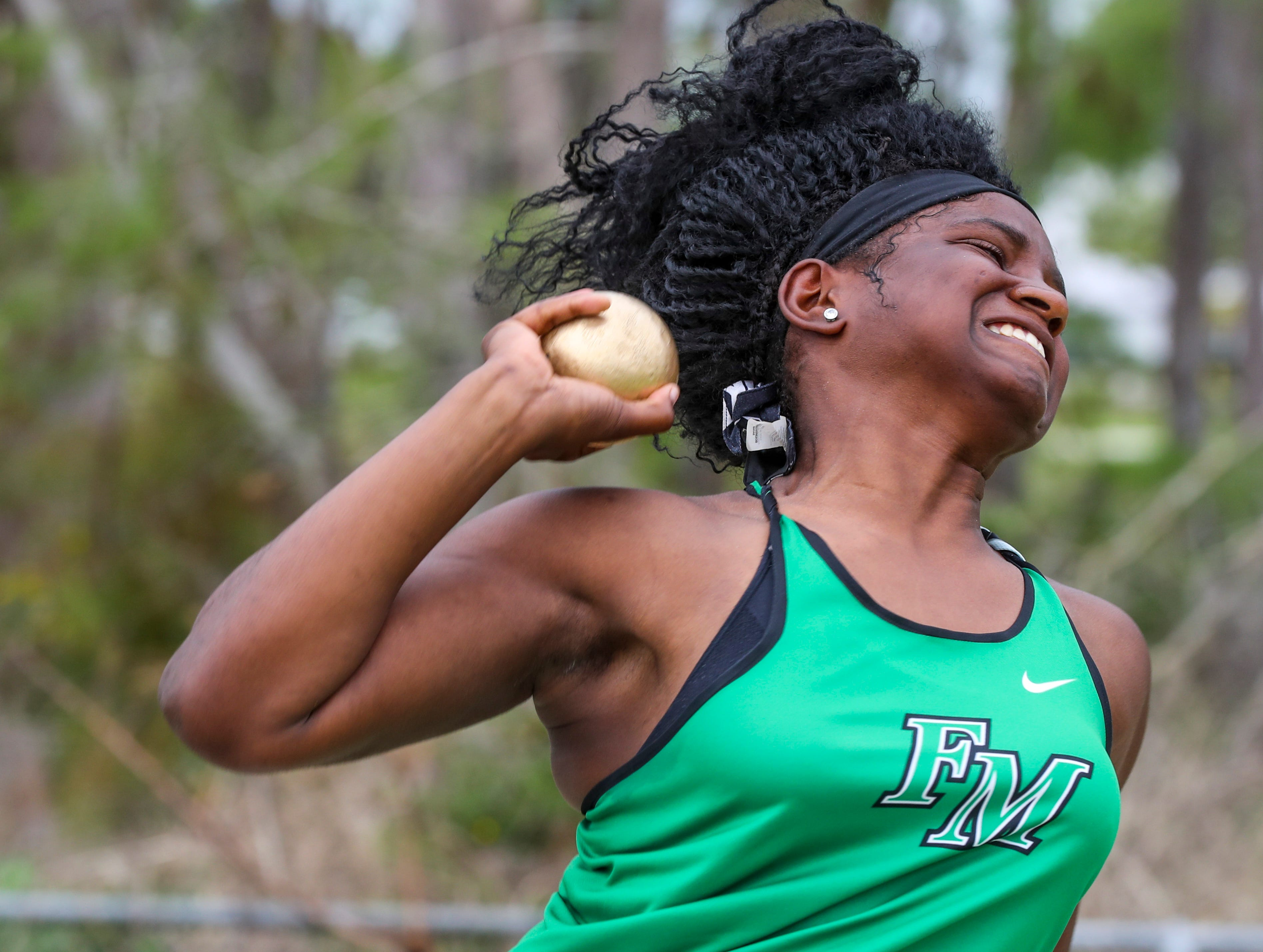 "6th place - Dieuncia ""Dee Dee"" Guervil