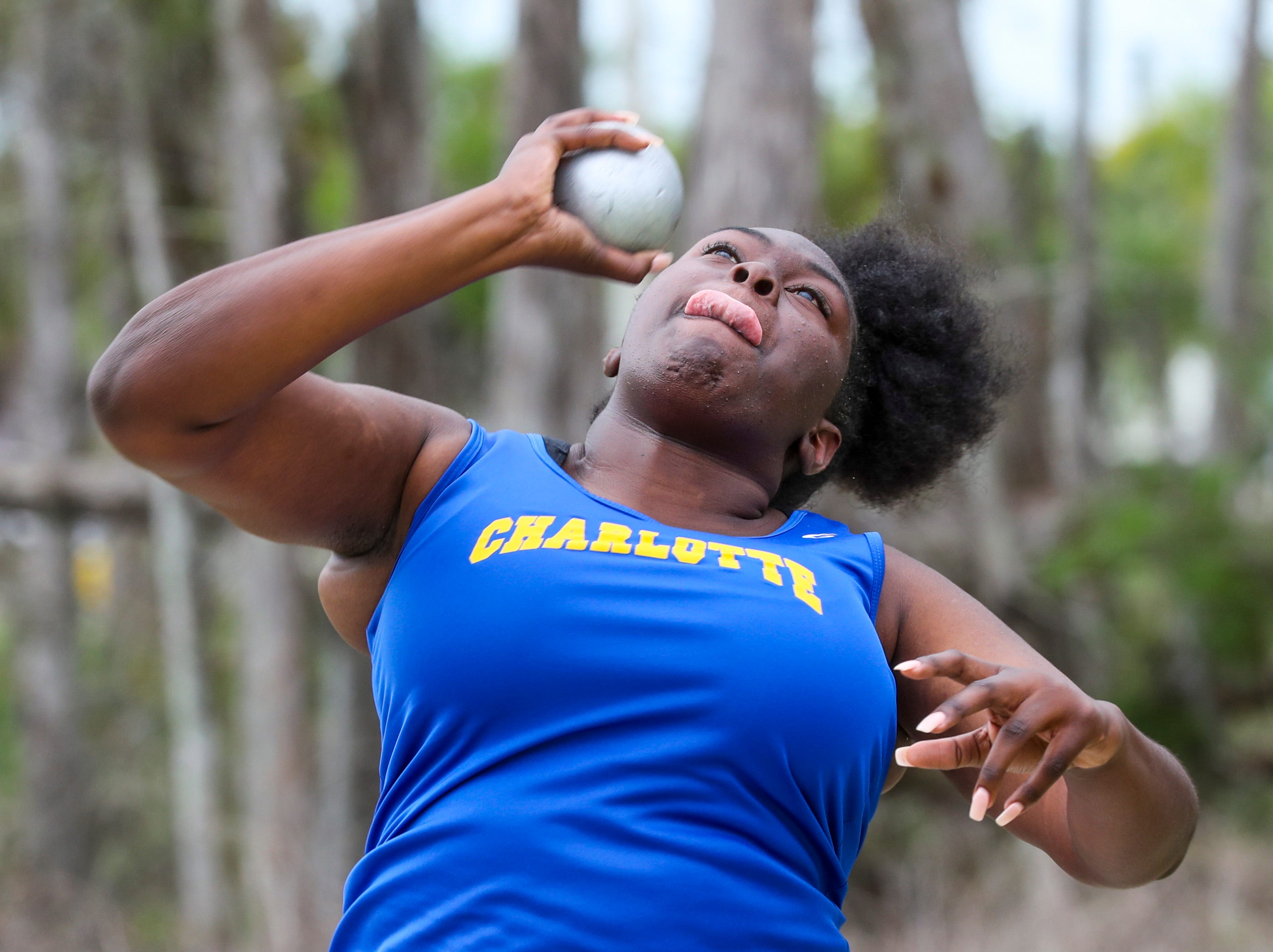 21st place - Cheyenne Warren