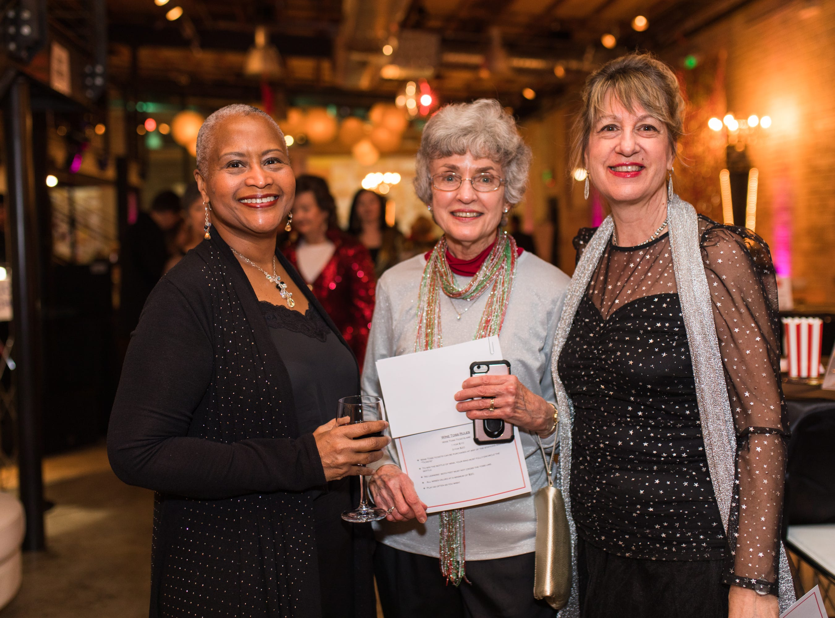 The 2019 Carnivale was held at beautiful Downtown venue, Zen to benefit the Greenville Symphony Orchestra. Guests enjoyed an evening of fun featuring specialty drinks, heavy hors d' oeuvres, amazing raffle items, dancing and so much more! The mission of the Greenville Symphony is to enrich lives, inspire minds and encourage community support through volunteering and fundraising.