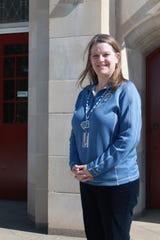 Hoyer will take over as secondary assistant superintendent on July 1, pending board approval.