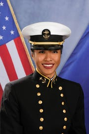 Midshipman second-class Regine Tugade, a junior at the Naval Academy at Annapolis, hopes to represent Guam at the Tokyo 2020 Olympics.