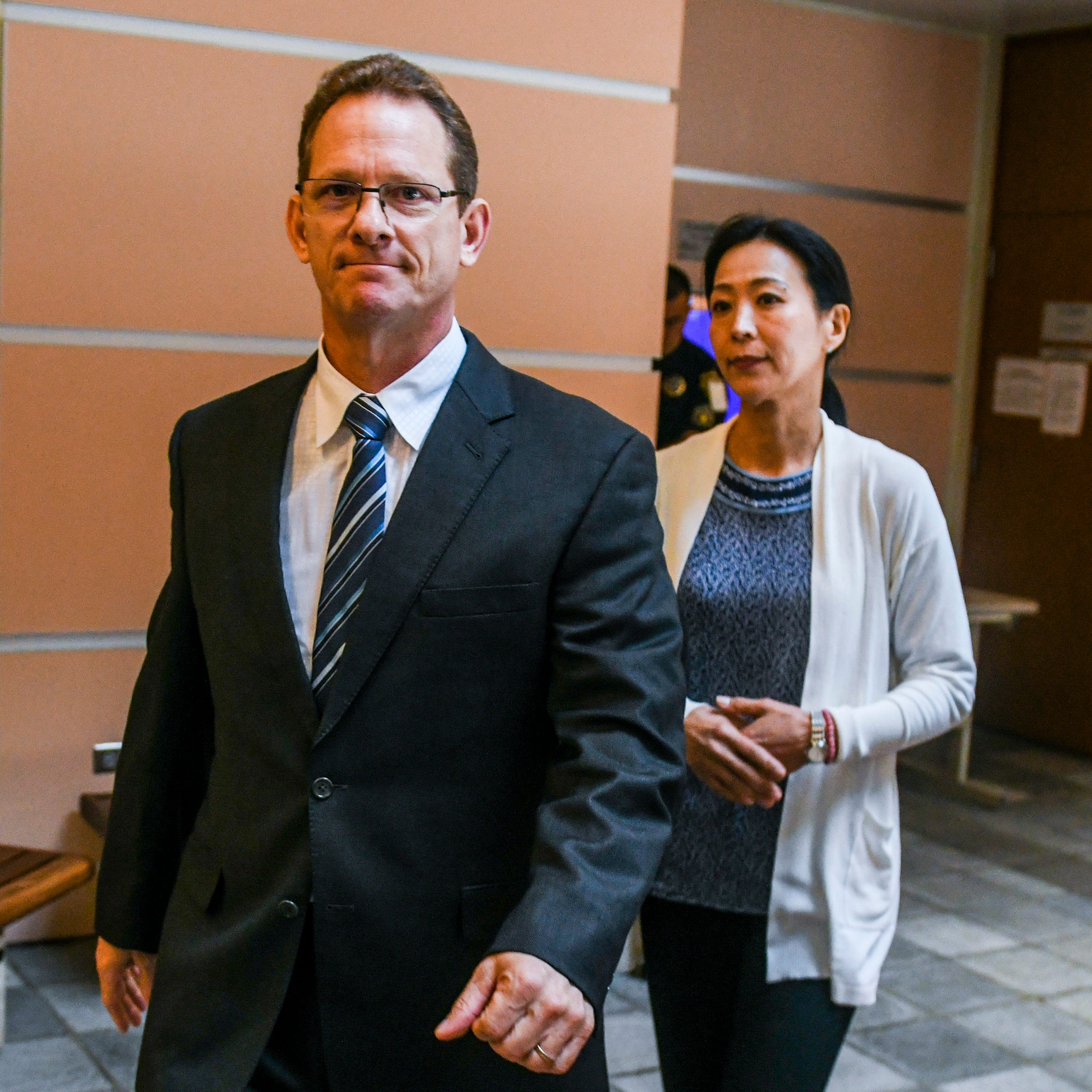 Trial begins in Tenorio gun-grabbing case