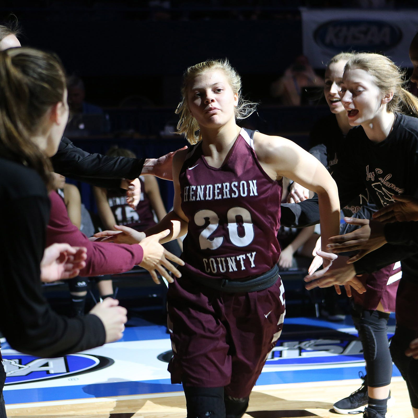 Cold shooting night dooms Henderson County in Sweet 16 loss to North Laurel