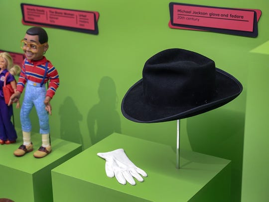 "The ""American Pop"" exhibit at the Children's Museum of Indianapolis previously displayed a fedora and glove Michael Jackson wore onstage."