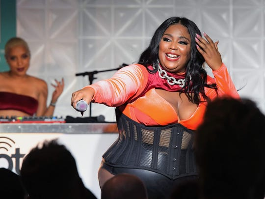 Lizzo will perform June 8 as part of Indy Pride Festival.