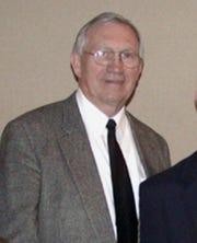 Former Carmel basketball coach and athletic director Bill Shepherd.