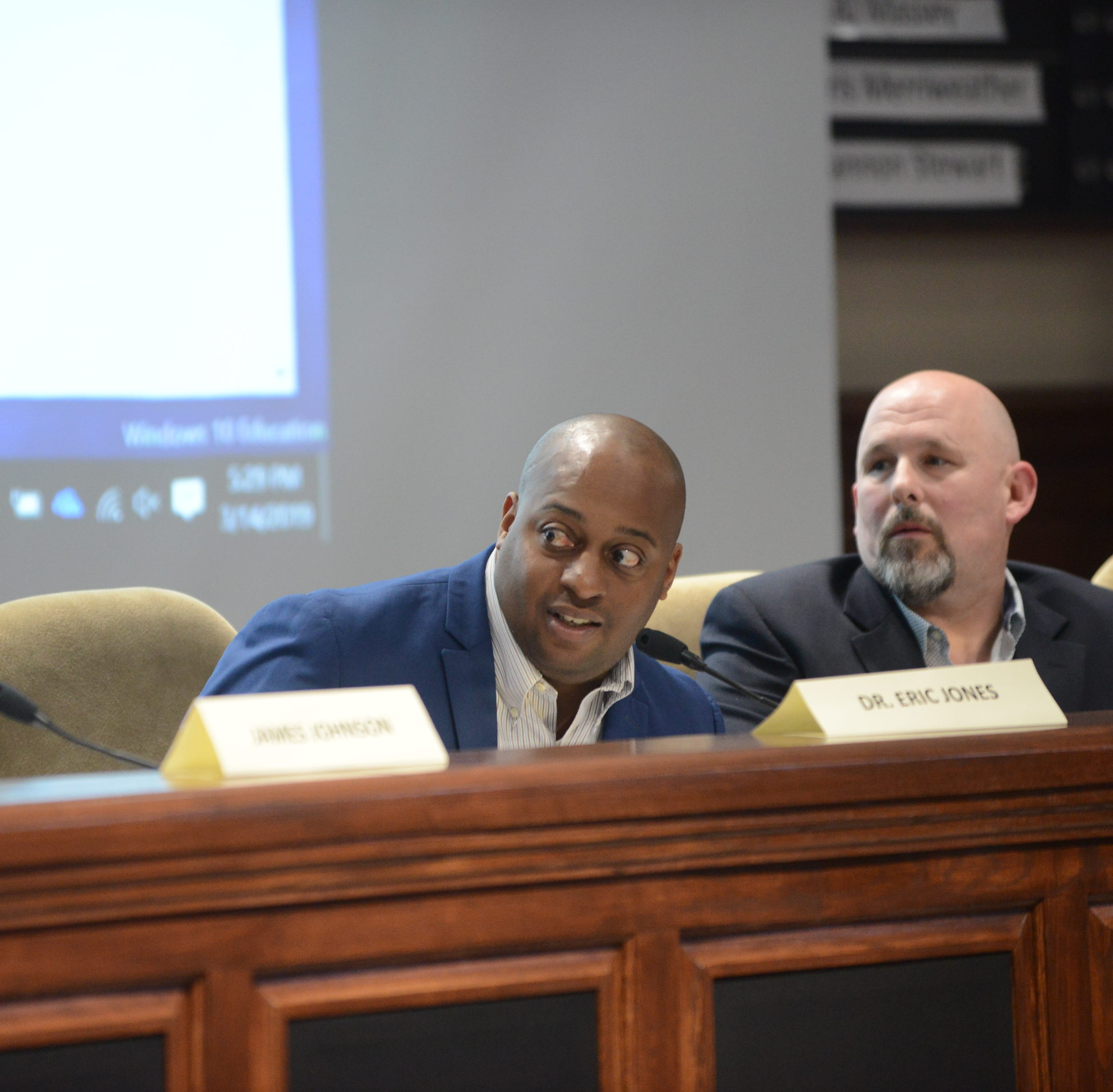 What happens now that JMCSS Superintendent Eric Jones resigned
