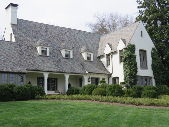 This home on Bluff Drive in Sequoyah Hills is on sale for nearly $4 million.