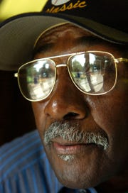 Alfred Williams, one of the original Clinton 12, in August 2006. He died Thursday at age 83.