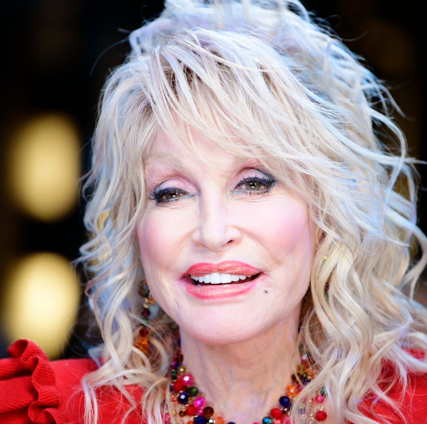 Why Dolly Parton and the Dollywood Foundation received an award from the FBI