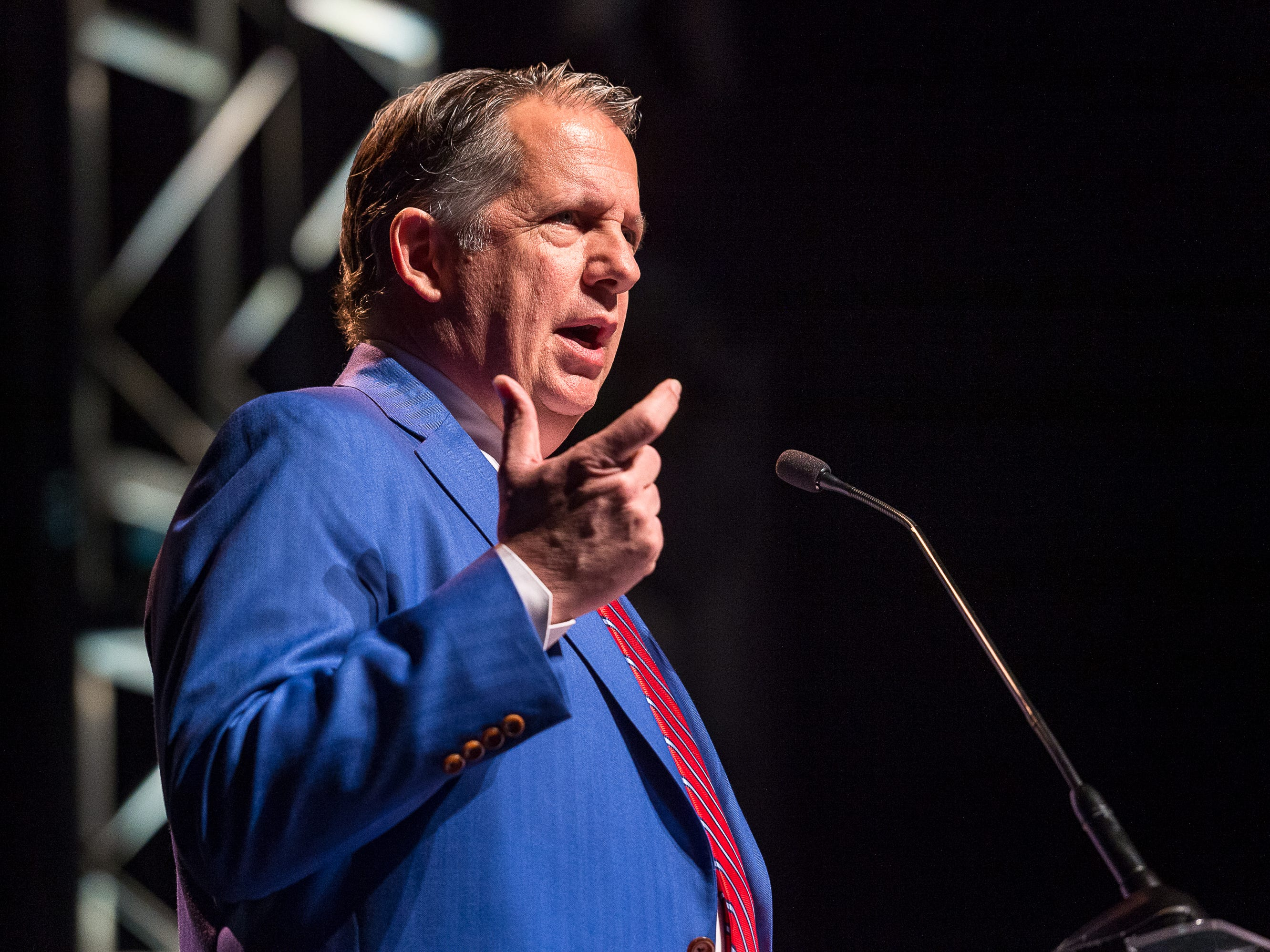 Robideaux says Lafayette needs continual growth to avoid joining the 'digital rust belt'