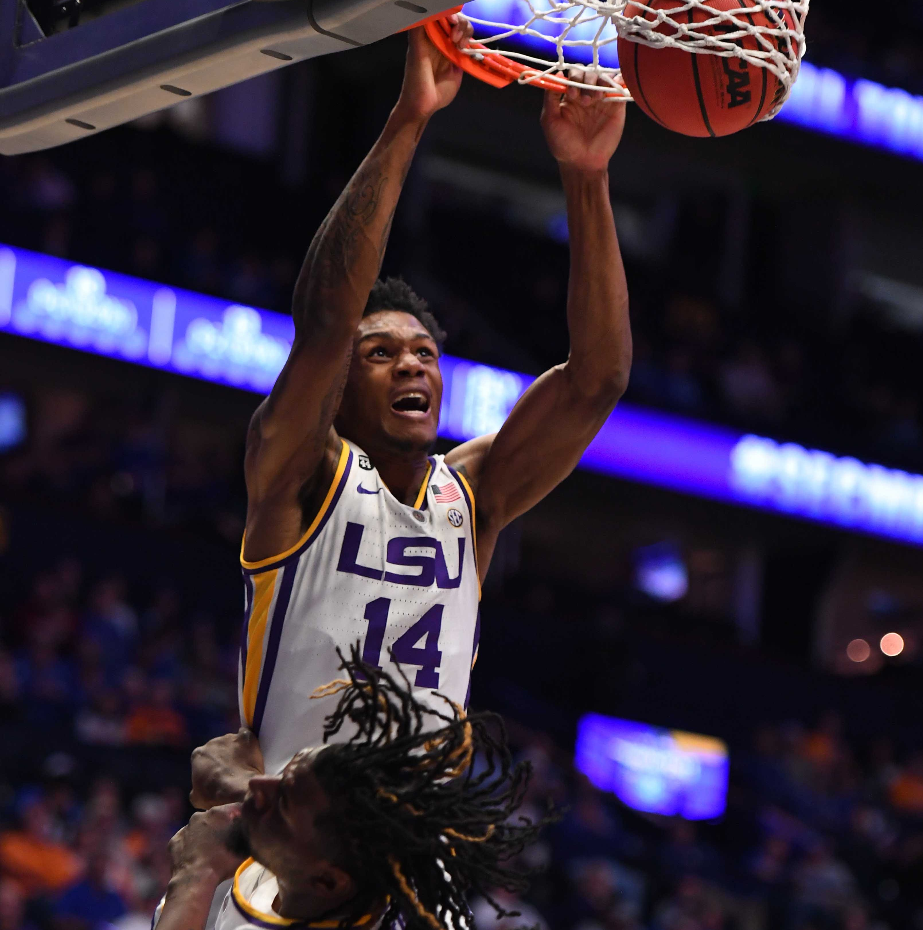 NCAA Tournament 2019: How to watch LSU vs. Yale basketball on TV, stream online