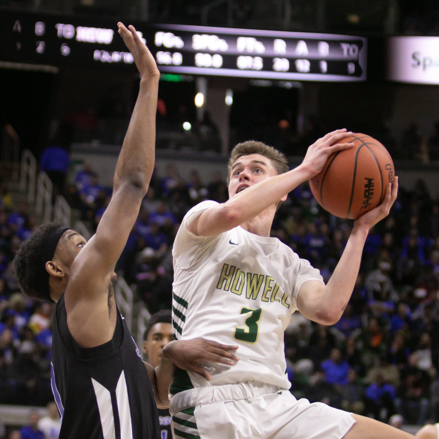 Howell basketball run helps Kip French land scholarship with Concordia