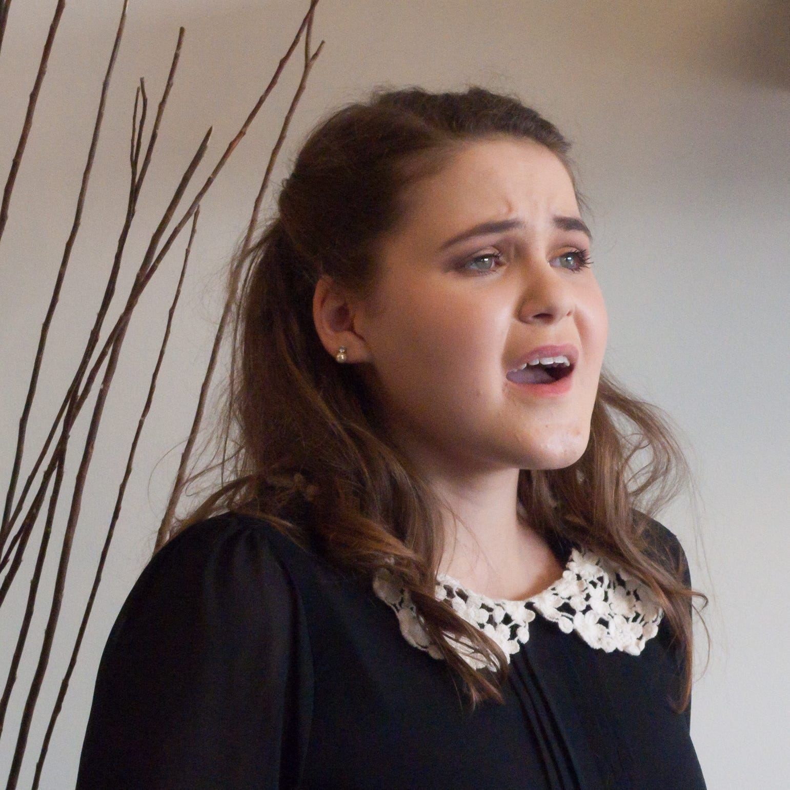 Teen prodigy from Hartland started writing tunes for professional musical at 11