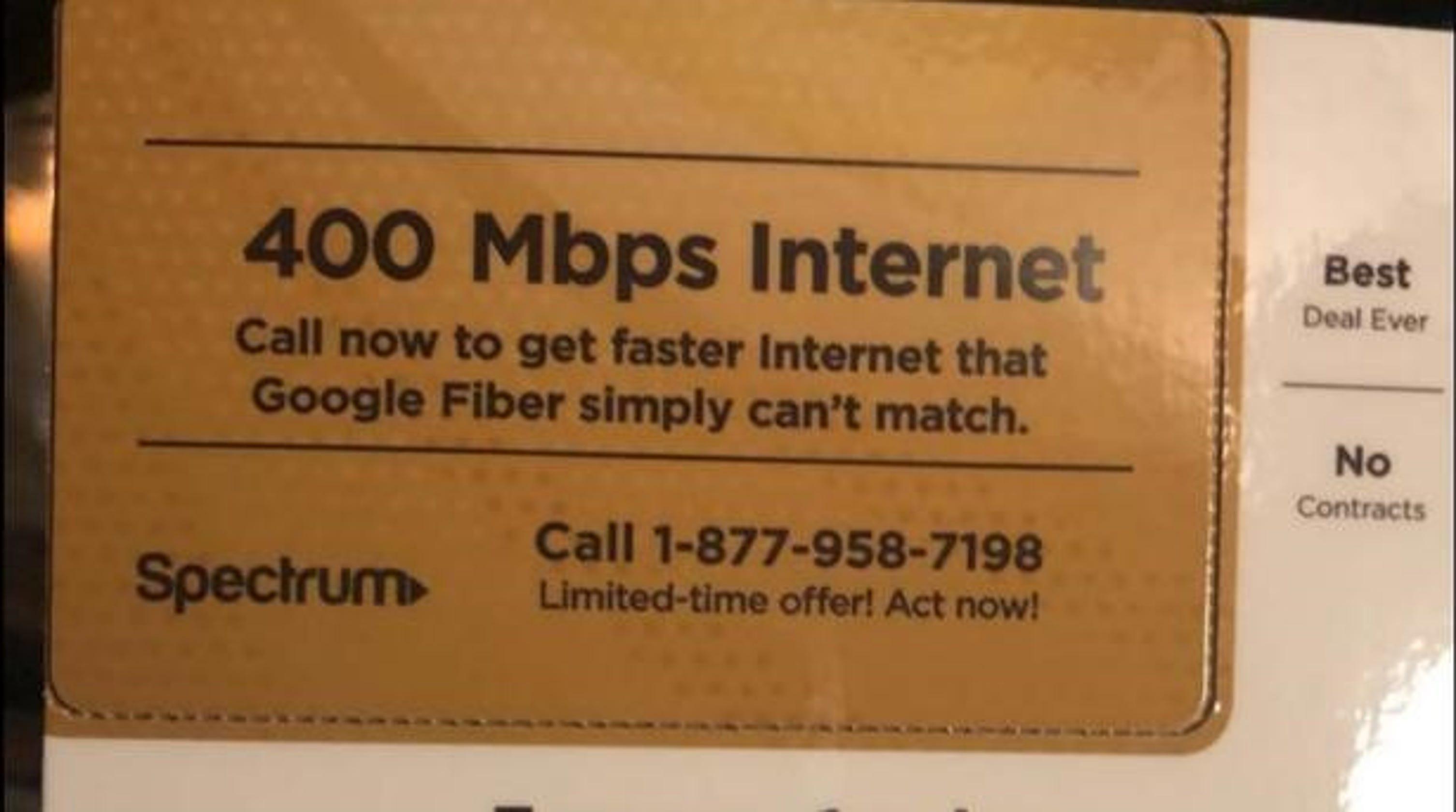 Google Fiber leaving Louisville: AT&T, Spectrum run deals