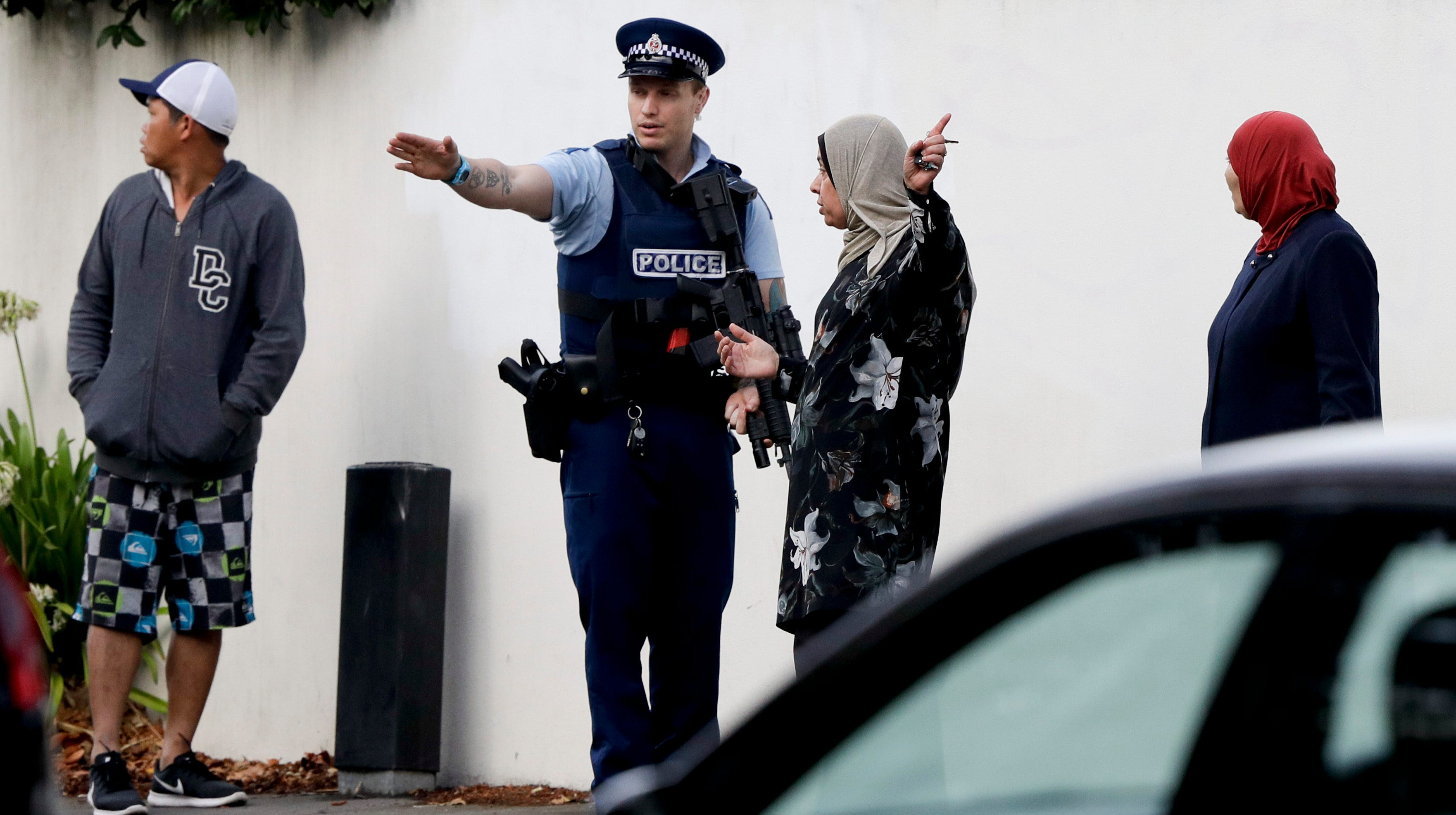 Masjid New Zealand Pinterest: The Mosque Massacres: Performance Evil In New Zealand