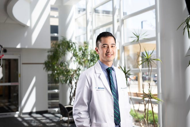 Dr. Mark Garcia (pictured) completed a residency at McLaren Greater Lansing's Family Medicine Residency Clinic before joining the staff as clinical faculty.