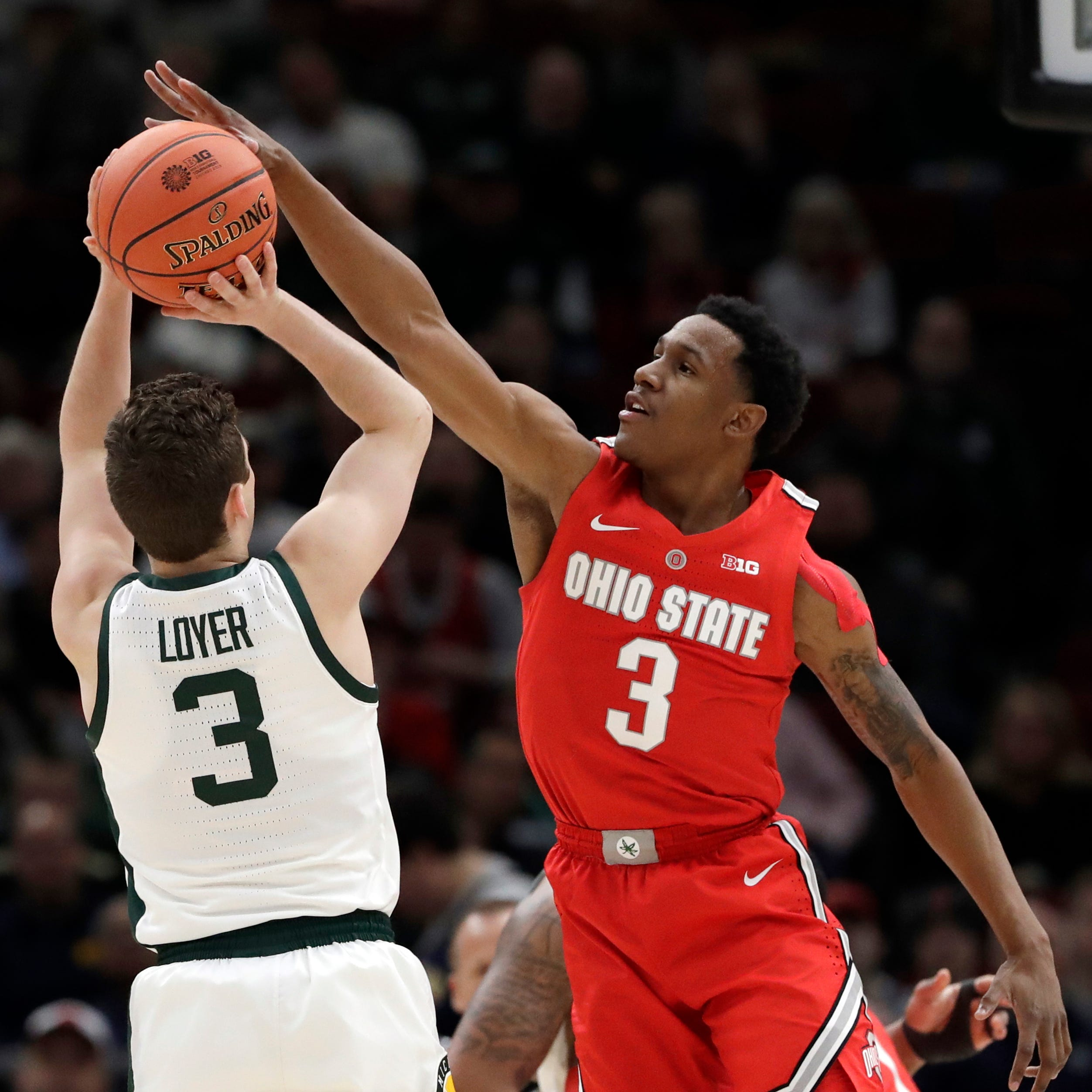 Couch: 3 quick takes on Michigan State's Big Ten tournament win over Ohio State