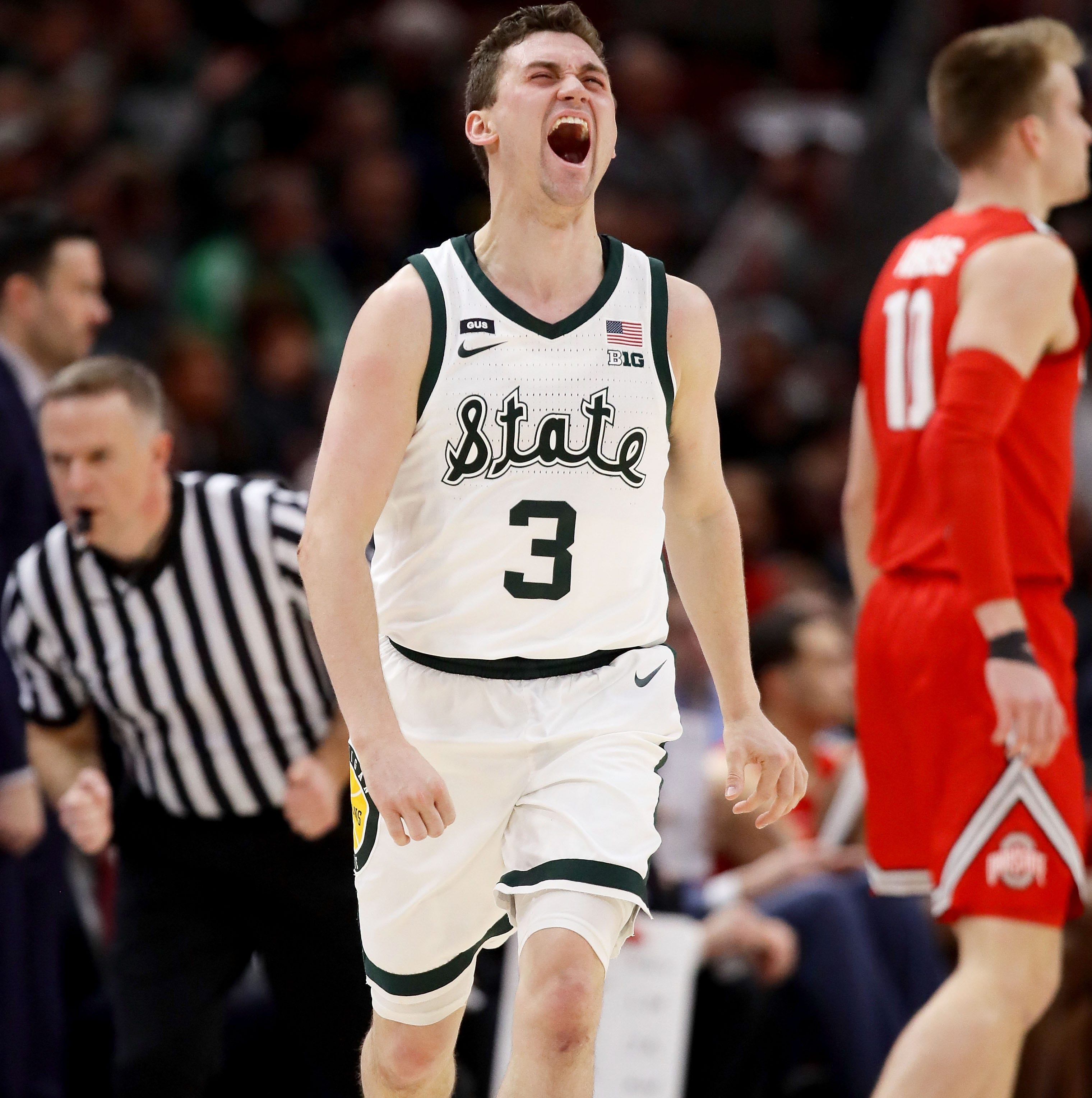 Michigan State's Foster Loyer proves Tom Izzo didn't recruit him as charity