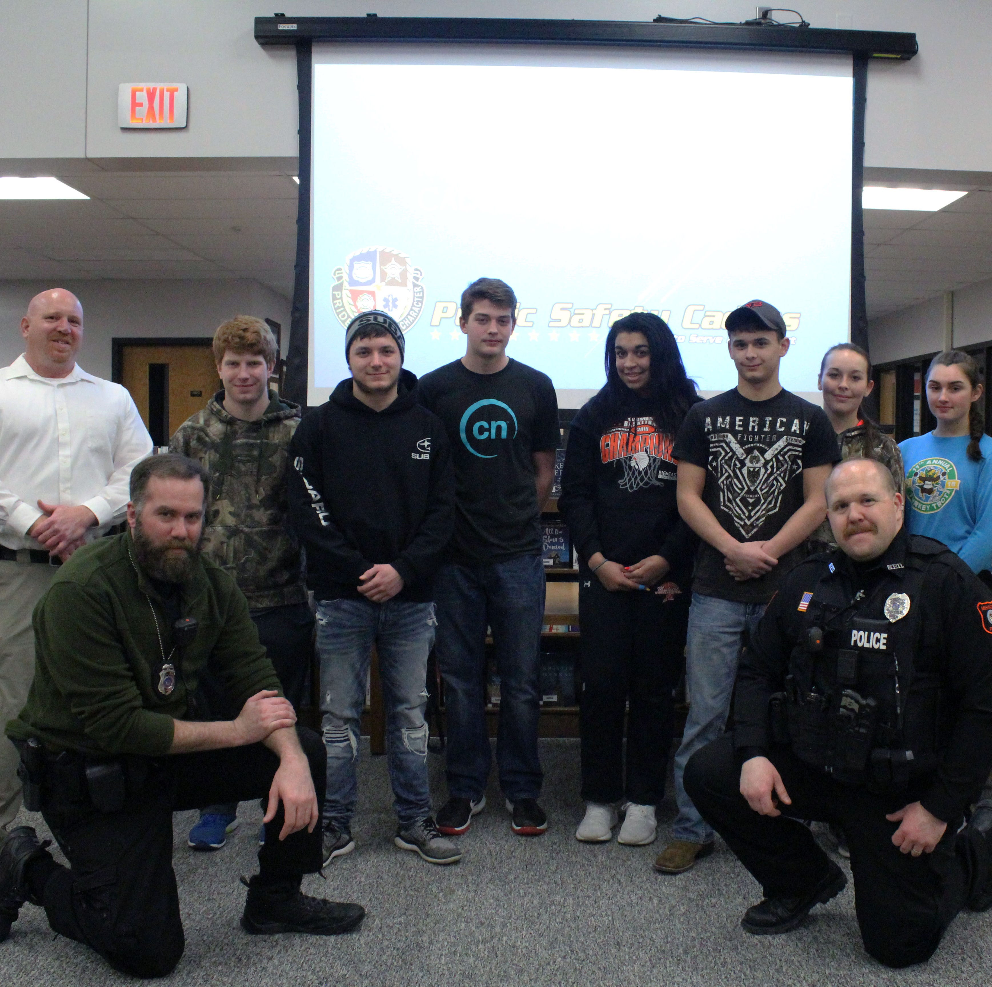 Mishicot Public Safety Cadets program prepares young people for careers in law enforcement
