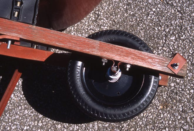 This new flat-free tire replacement will guarantee no more flat tires. It is an easy solution to ending this problem.