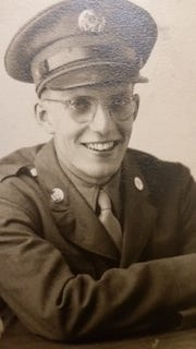 In high school, WWII veteran Joe Denbow played trumpet. He used his musical skills to serve as his company's bugler, playingreveille, assembly, taps and a couple of other calls throughout the day. He was also a member of thespecial services jazz band.