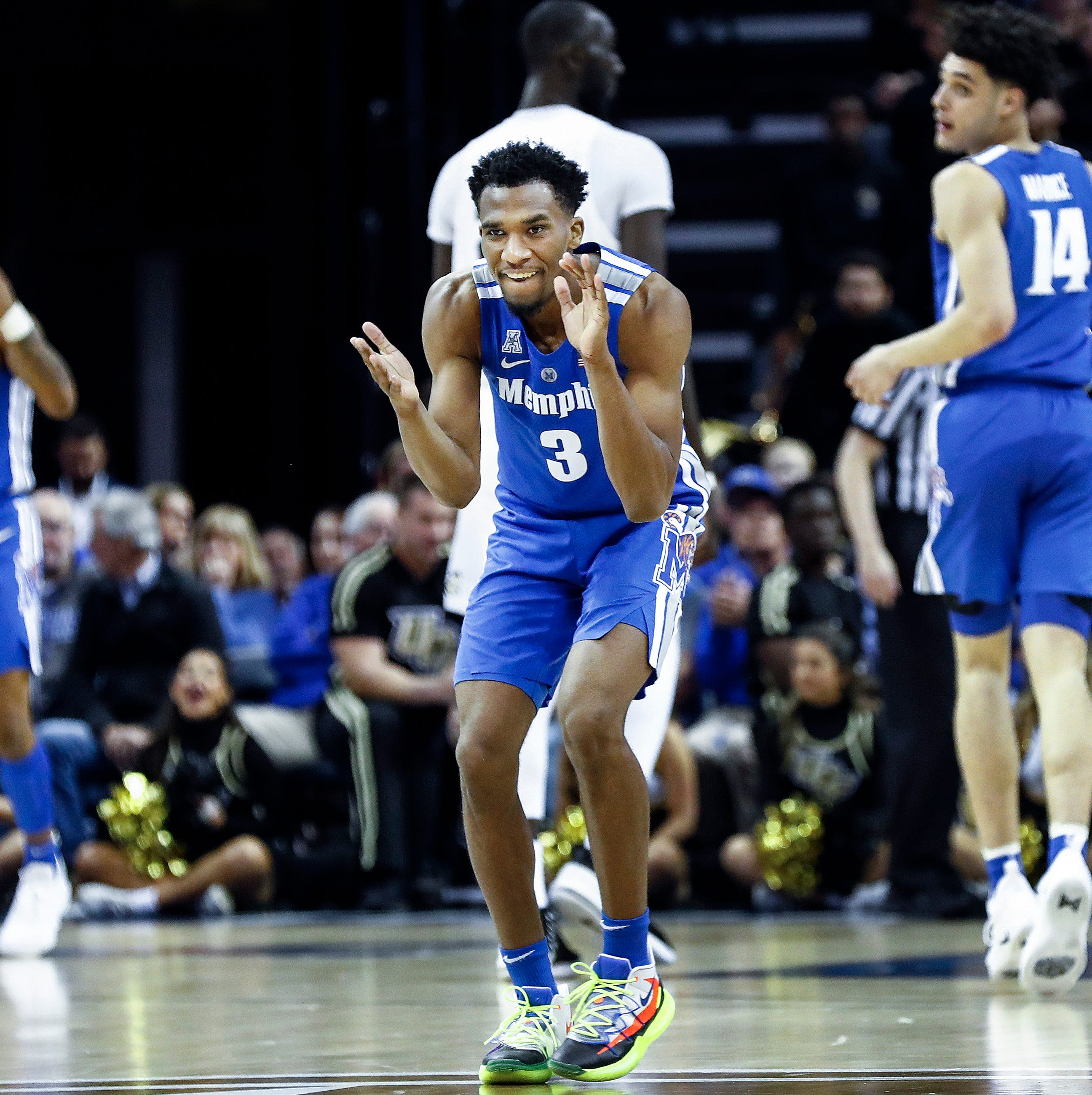 After Memphis blows past UCF in AAC Tournament, could the Tigers just be getting started?