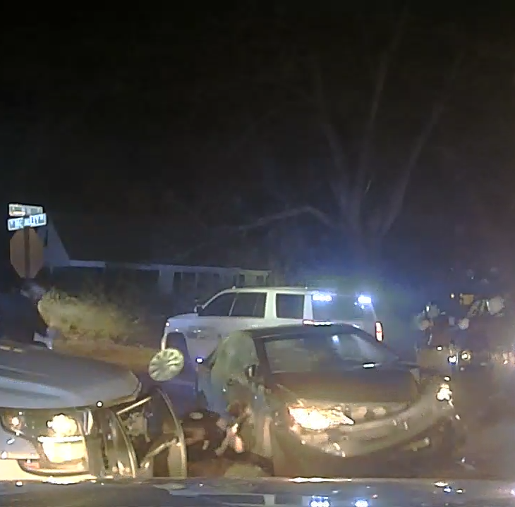 No charges in West Memphis police shooting that killed two, dashcam footage released