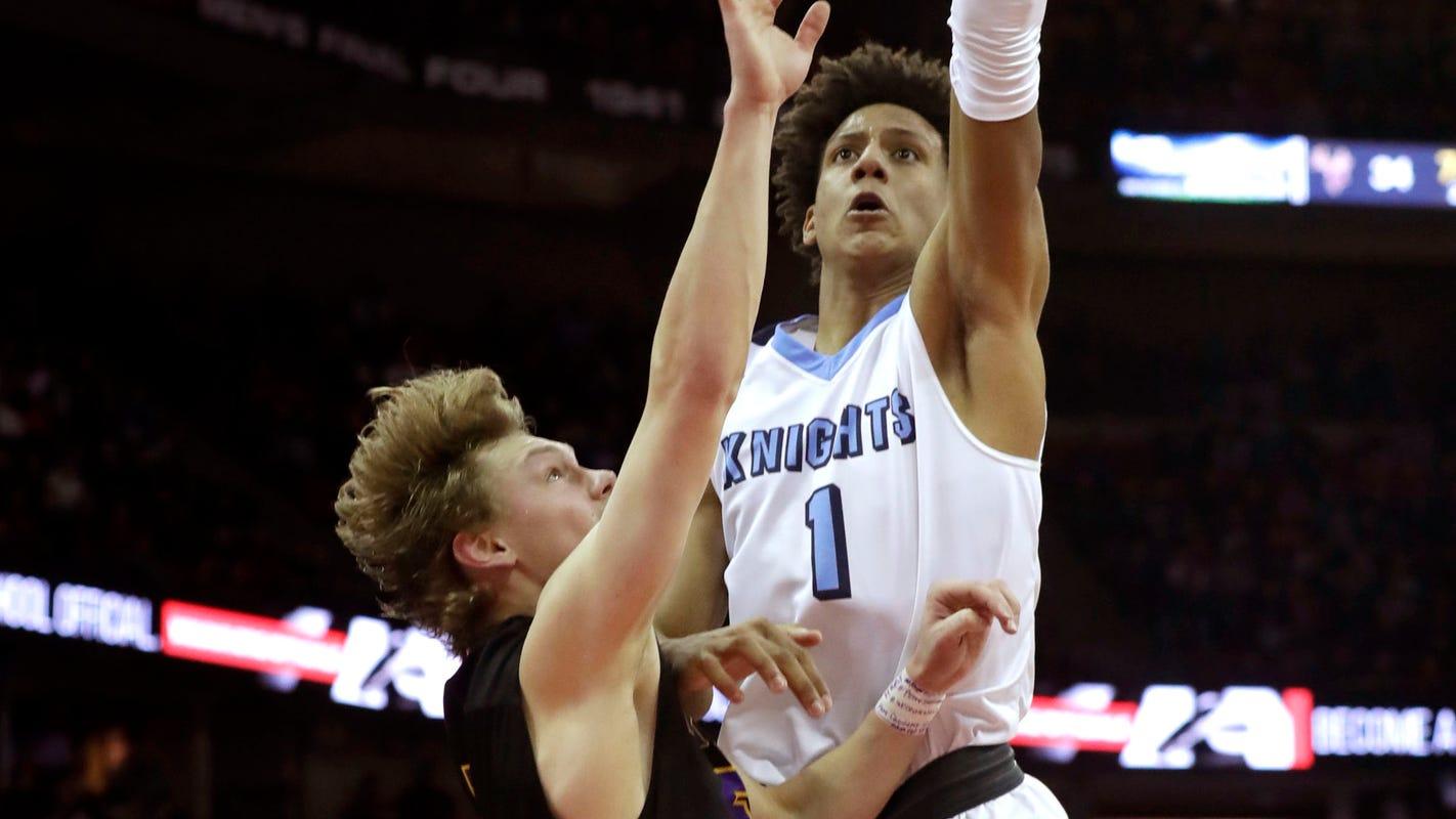 Duke recruit Jalen Johnson will return to Nicolet for school, not necessarily for basketball