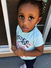 A nationwide search has been launched for 2-year-old Noelani Robinson, whom law enforcement officials Friday characterized as an innocent girl caught in the intersecting worlds of violence and human trafficking.