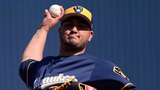 Jhoulys Chacin reflects on being chosen opening day starter
