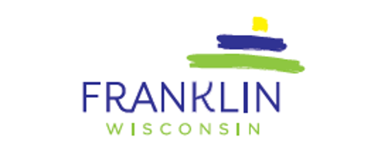 This logo, one of two presented to the city of Franklin by THIEL Brand Design, was not chosen to replace the current logo.