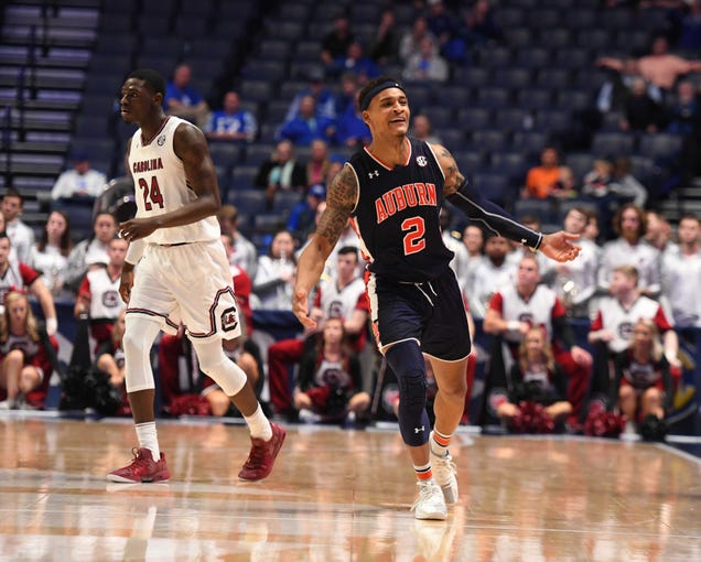 Sec Tournament 2019 How To Watch Auburn Vs Florida