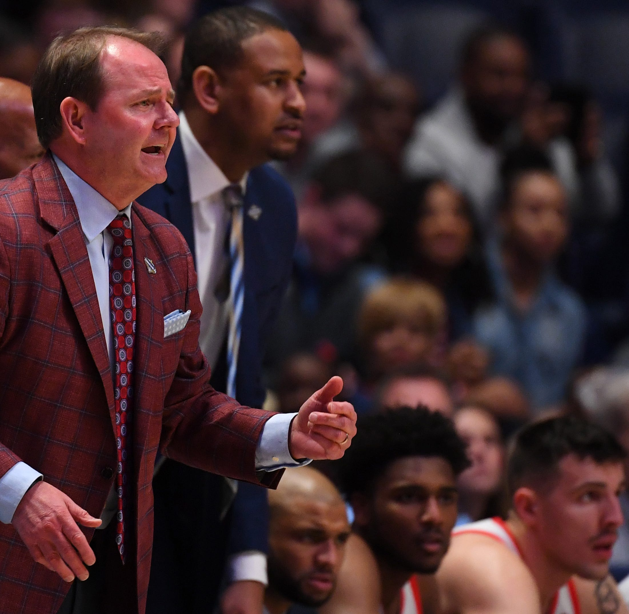 Here are the details of Ole Miss basketball coach Kermit Davis' contract extension