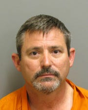 Richard Kyle Peters was charged with first-degree sexual abuse.