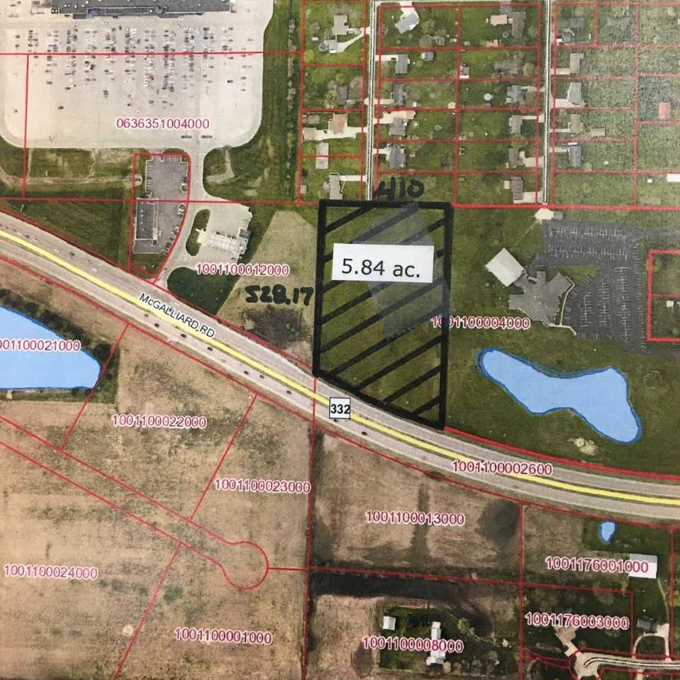 Zoning changes approved by county for development along Ind. 332 near Meijer