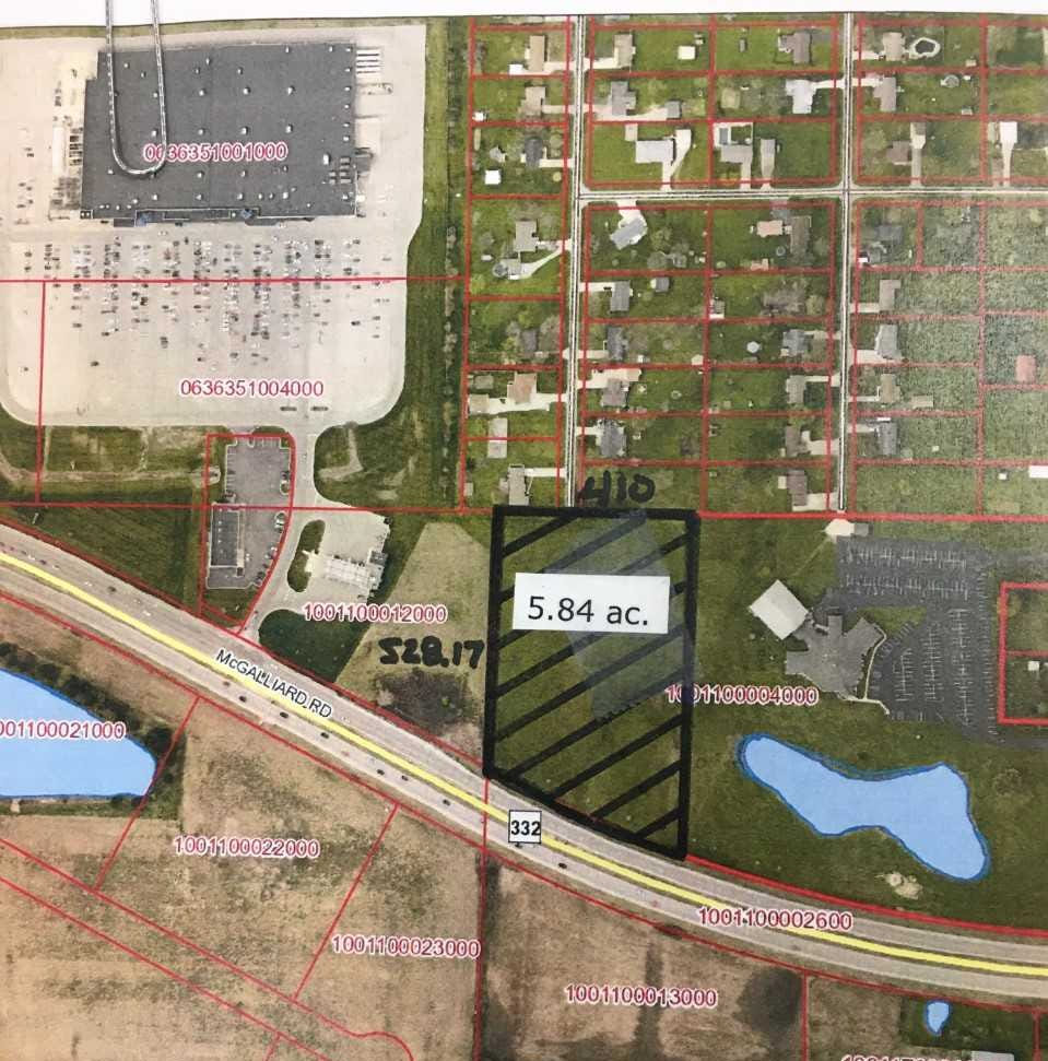 Church seeks rezoning of land along Ind. 332 near Meijer for business