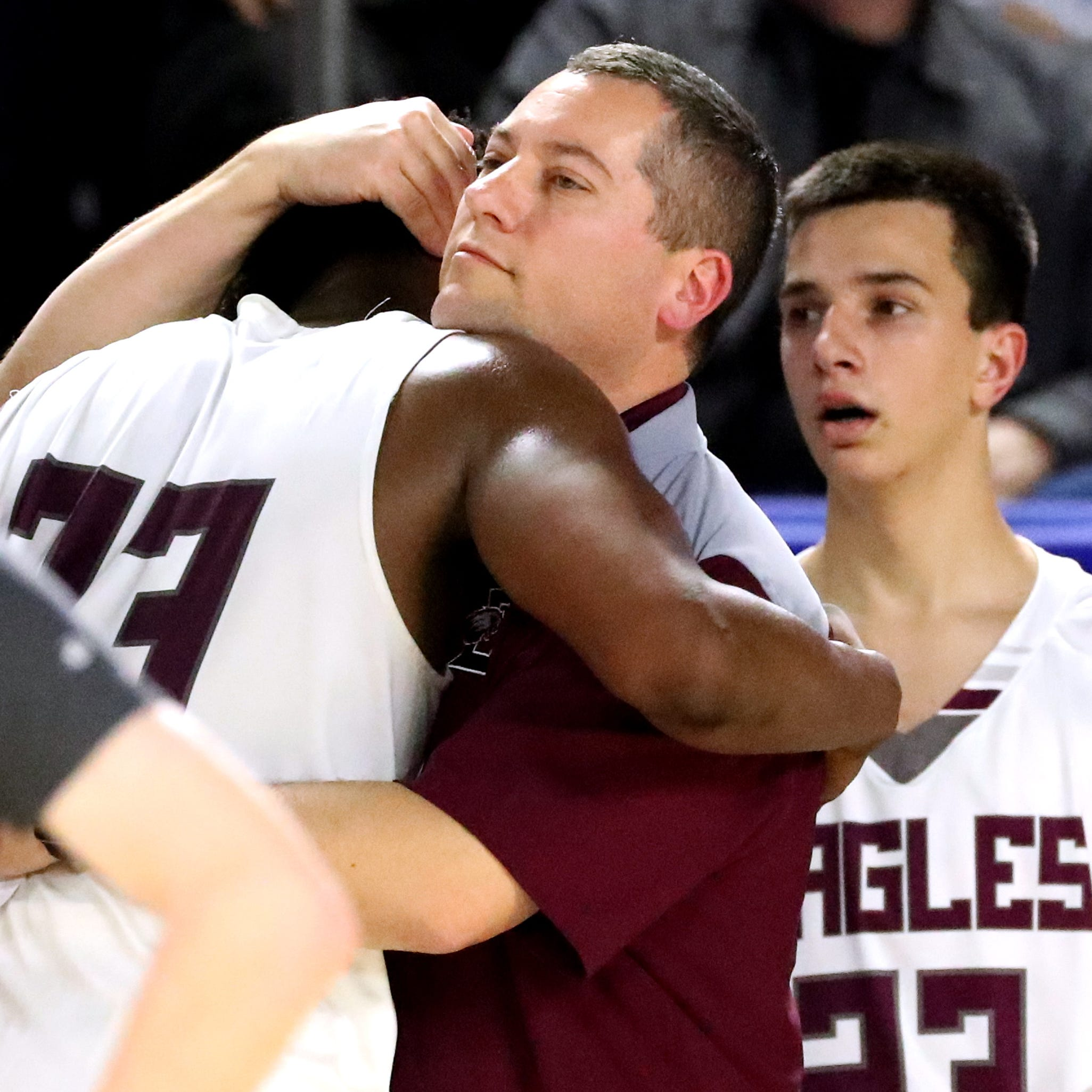 Best season in Eagleville boys basketball history ends in Class A semifinals