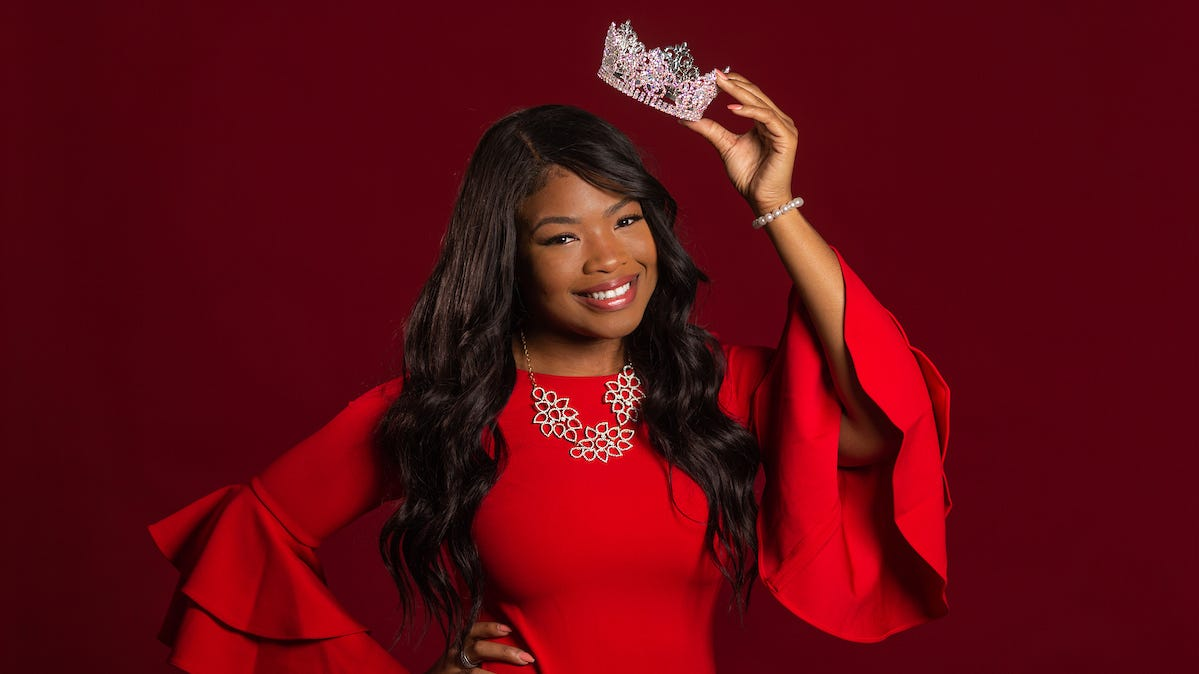 Austin Peay's Sierra Salandy will represent Tennessee at the Miss Black US Ambassador scholarship pageant this summer in Atlanta, Georgia. A graduate of Siegel High School in Murfreesboro, she is serving as a legislative intern in state Sen. Brenda Gilmore's office at the Tennessee General Assembly.