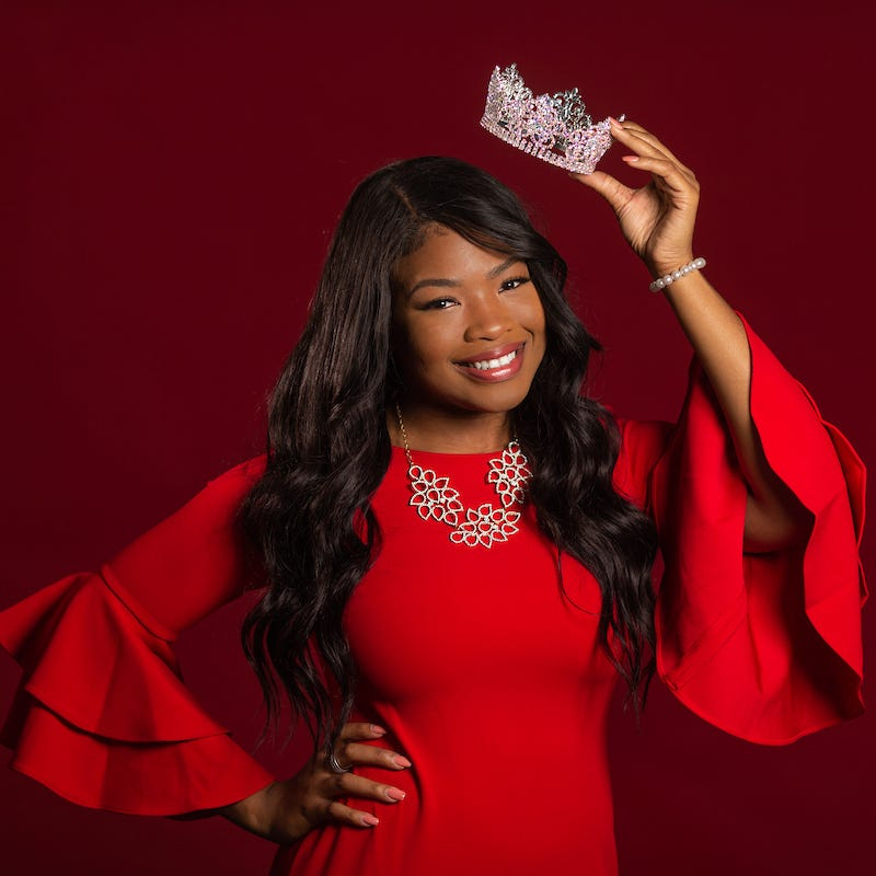 Siegel High grad Sierra Salandy to represent Tennessee at Miss Black US Ambassador pageant