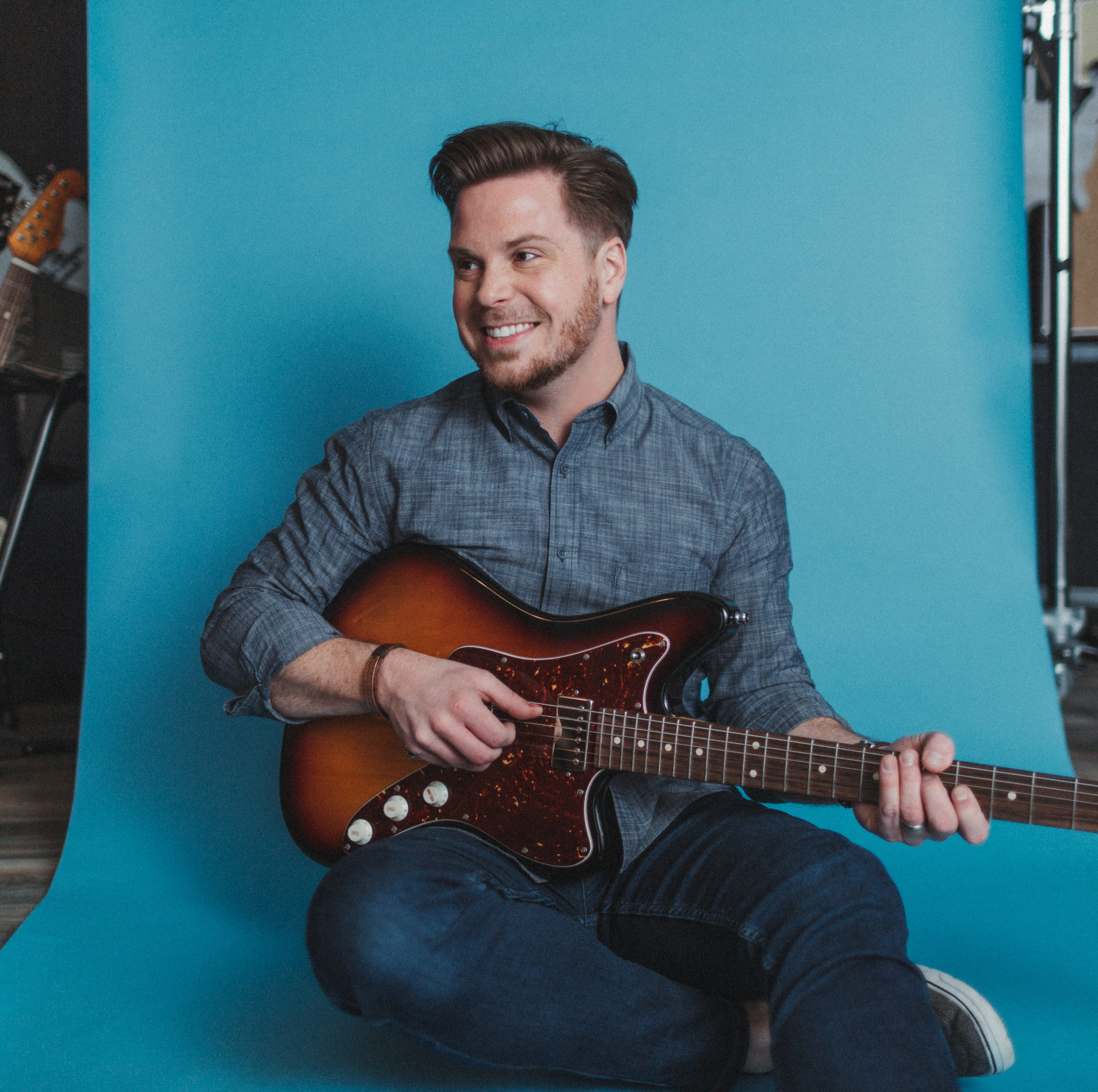 Murfreesboro father and New Vision worship leader hopes to inspire others through music