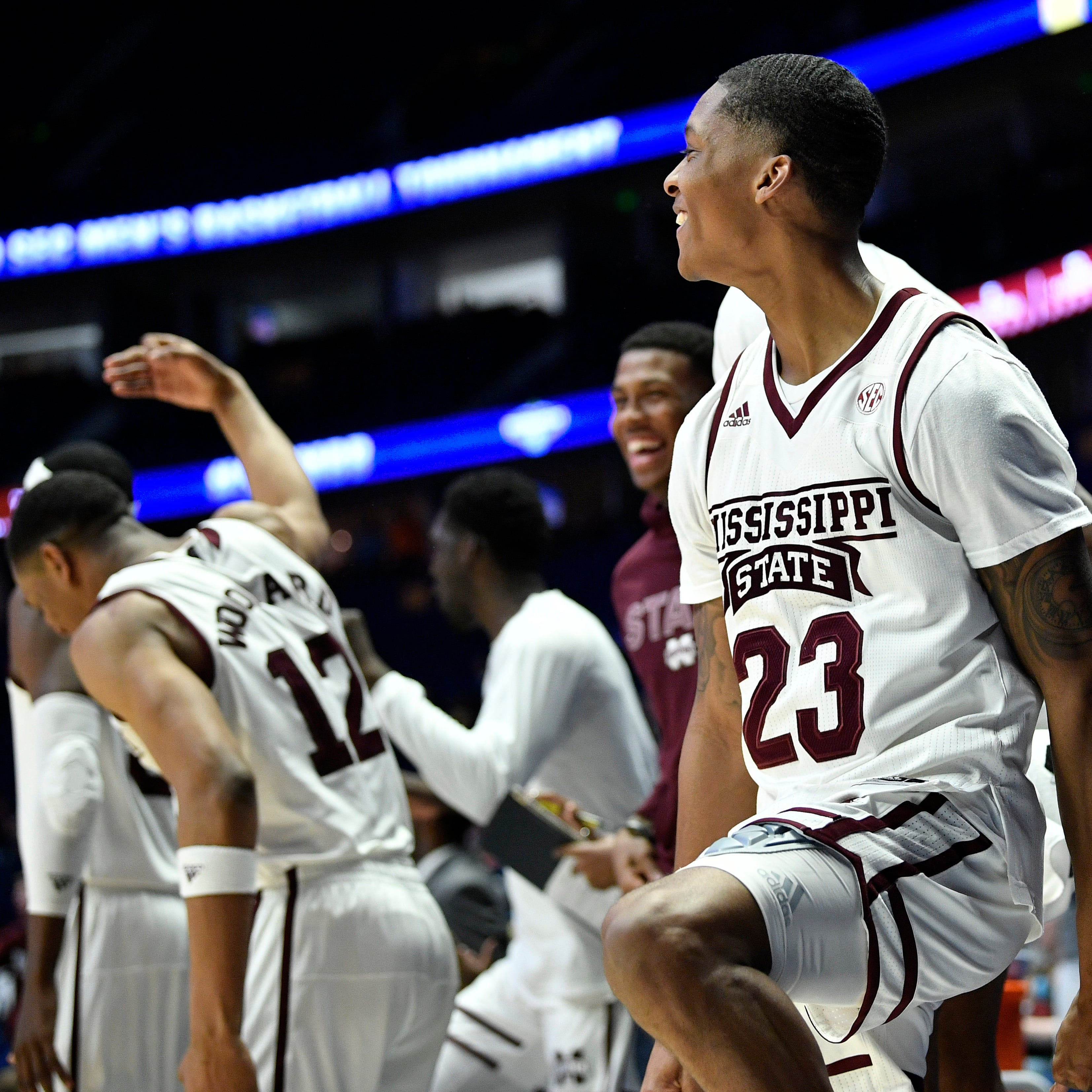 It's official: Mississippi State has NCAA Tournament destination for first time in 10 years