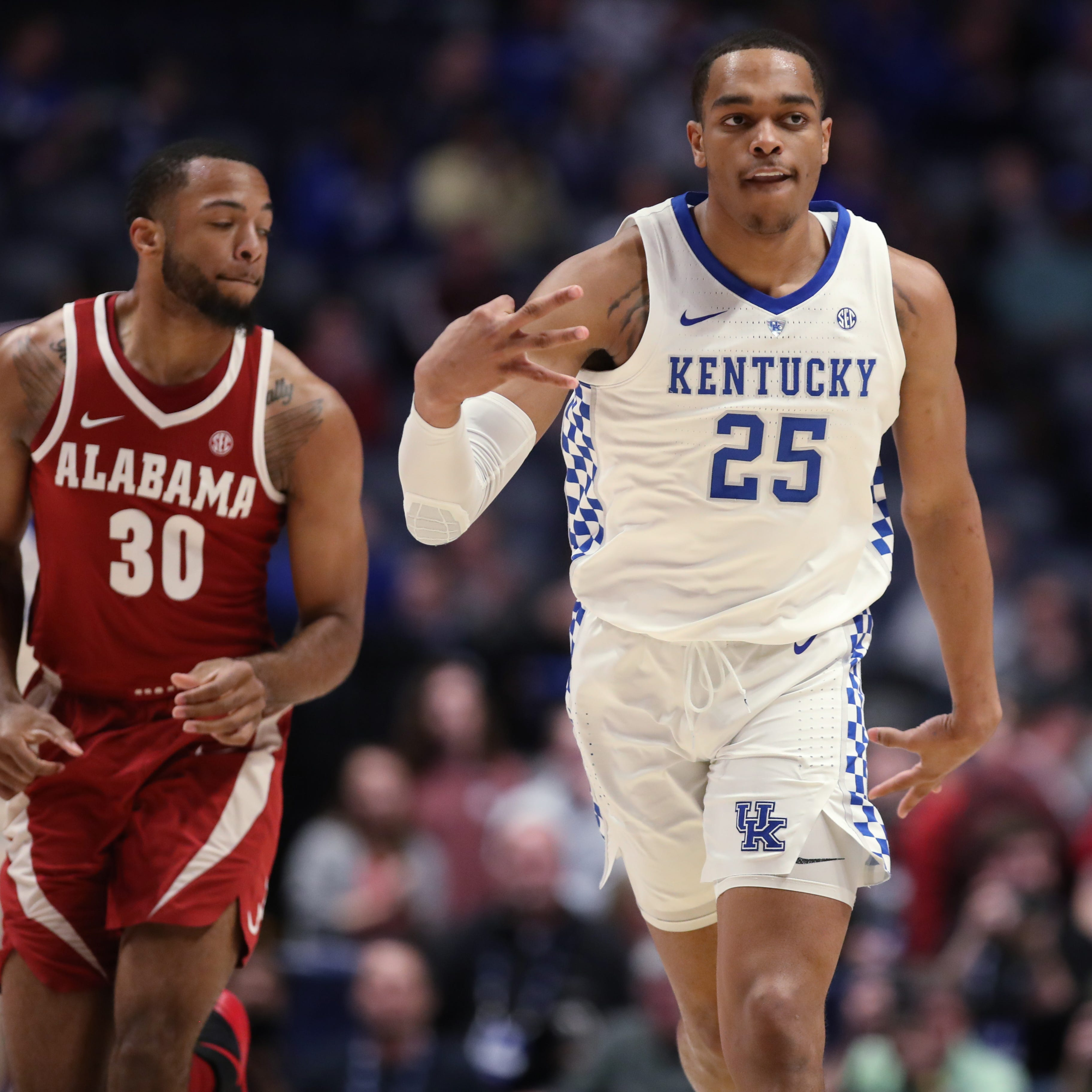 What we learned from Kentucky's SEC Tournament win over Alabama