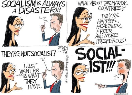 AOC and socialism